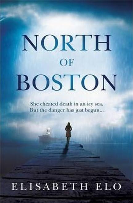 Elo, Elisabeth / North of Boston (Large Paperback)