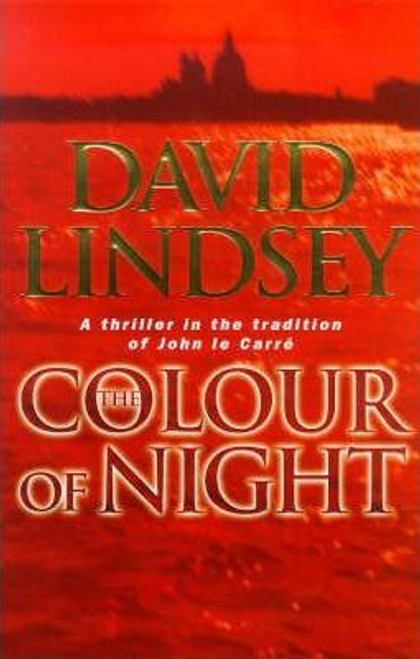 Lindsey, David L. / The Colour of Night (Large Paperback)