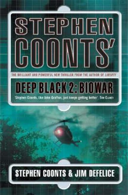 Coonts, Stephen / Stephen Coonts' Deep Black: Biowar (Large Paperback)