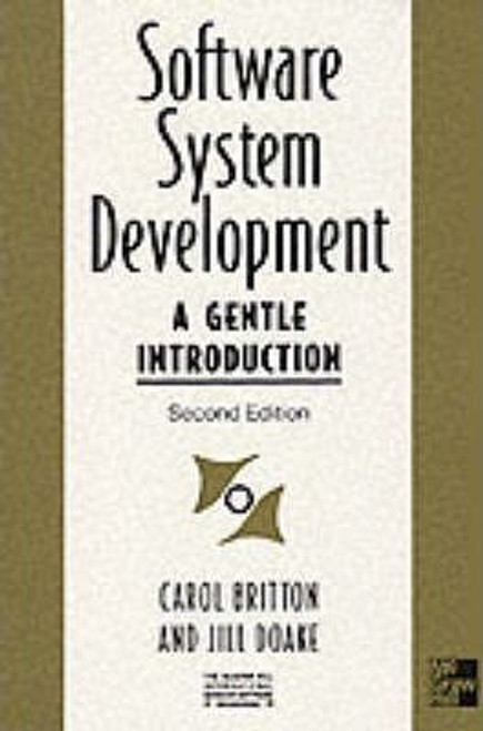 Doake, Jill / Software Systems Development : A Gentle Introduction (Large Paperback)