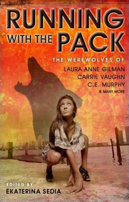 Murphy, C. E. / Running with the Pack (Large Paperback)