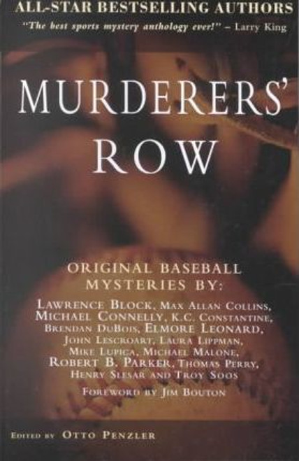 Penzler, Otto / Murderers' Row (Large Paperback)