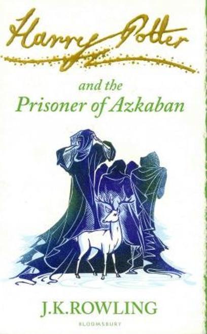Rowling, J.K / Harry Potter and the Prisoner of Azkaban (Cover Illustration Clare Melinsky)
