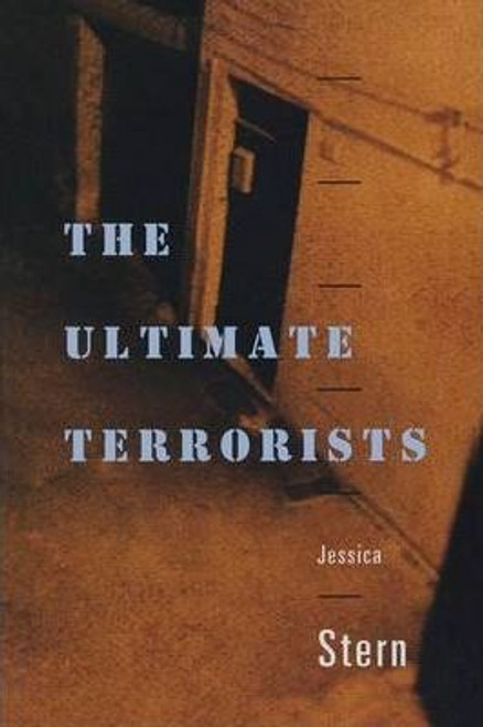 Stern, Jassica / The Ultimate Terrorists (Large Paperback)