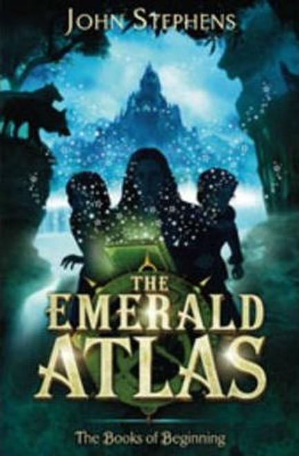 Stephens, John / The Emerald Atlas:The Books of Beginning 1 (Large Paperback)