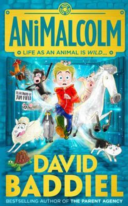 Baddiel, David / AniMalcolm