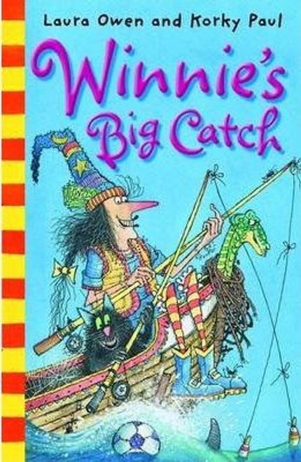 Owen, Laura / Winnie's Big Catch