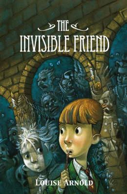 Arnold, Louise / Invisible Friend
