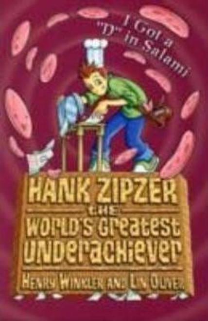 Winkler, Henry / Hank Zipzer Bk 2: I Got A 'D' In Salami