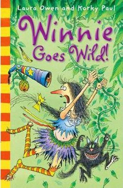 Owen, Laura / Winnie Goes Wild!