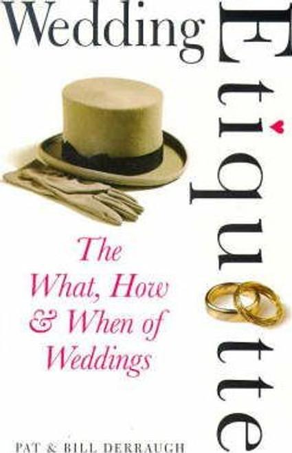 Derraugh, William / Wedding Etiquette