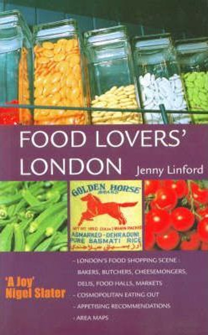 Linford, Jenny / Food Lovers' London