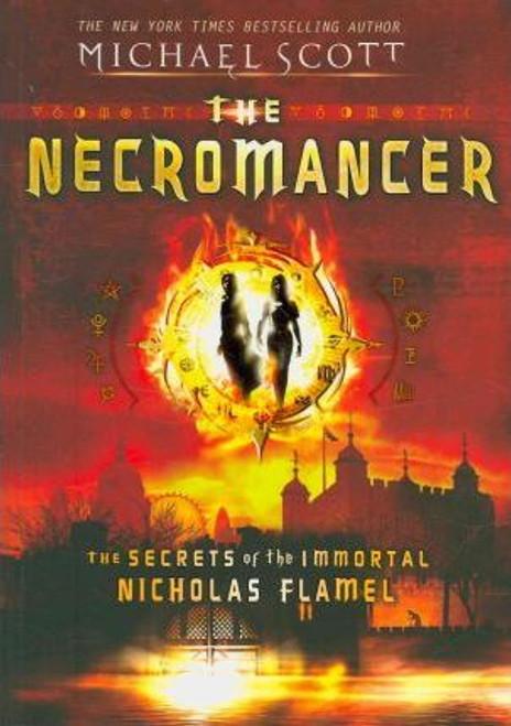 Scott, Michael / The Necromancer  (Nicholas Flamel Series - Book 4 )(Large Paperback)