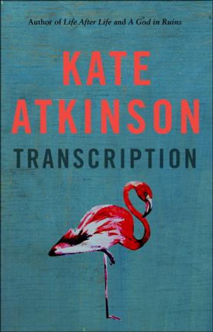 Atkinson, Kate / Transcription (Large Paperback)