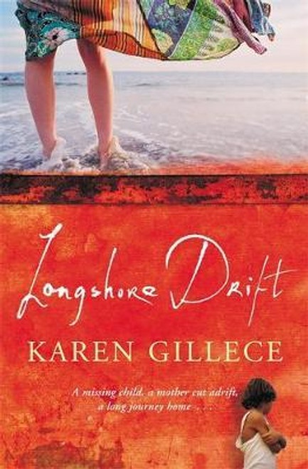 Gillece, Karen / Longshore Drift (Large Paperback)