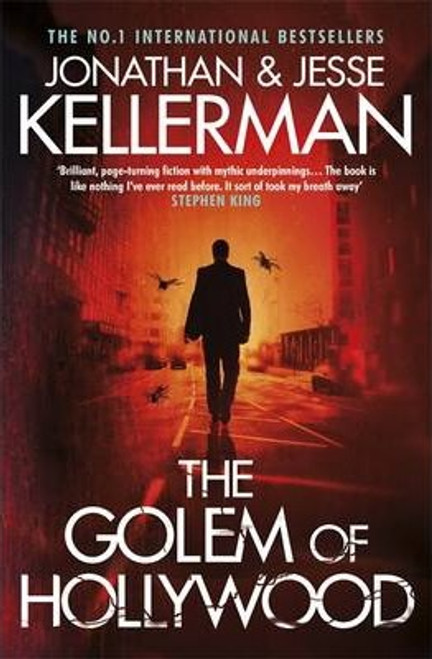 Kellerman, Jonathan / The Golem of Hollywood : A terrifying mystery of the supernatural (Large Paperback)