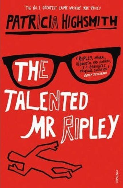 Highsmith, Patricia - Talented Mr Ripley - PB BRAND NEW