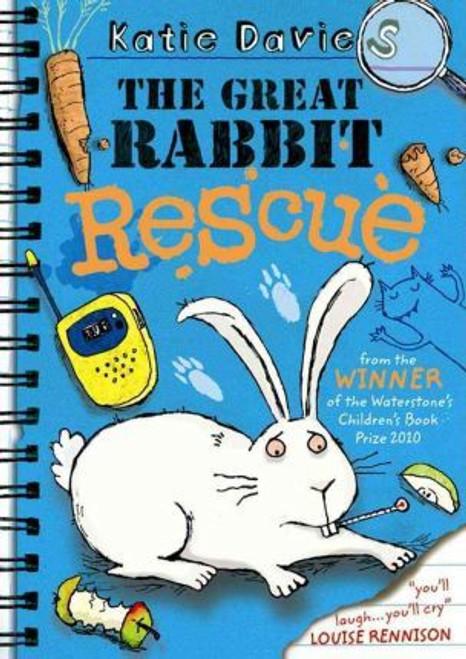 Davies, Katie / The Great Rabbit Rescue