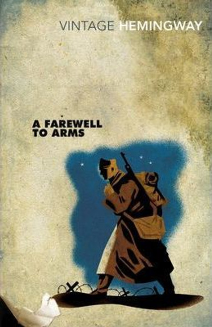 Hemingway, Ernest - A Farewell to Arms - PB BRAND NEW - WW1 Novel