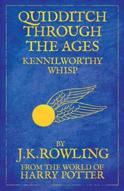Rowling, J.K / Quidditch Through the Ages (Comic Relief Cover)