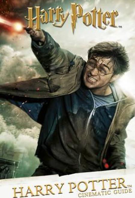 Harry Potter: Harry Potter Cinematic Guide (Hardback)