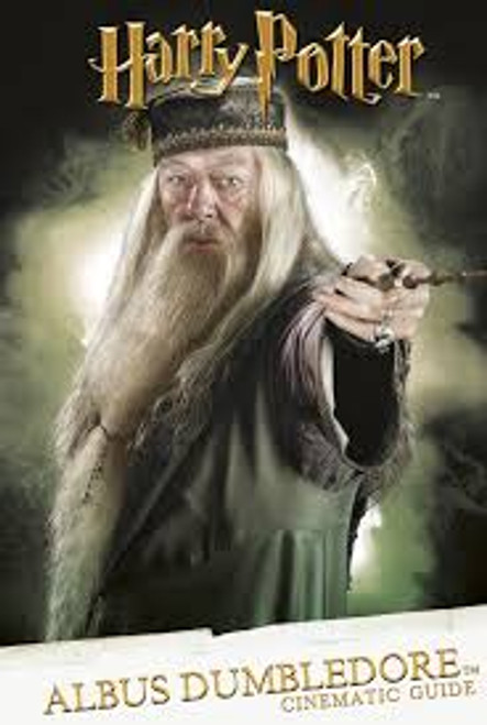 Harry Potter: Albus Dumbledore Cinematic Guide