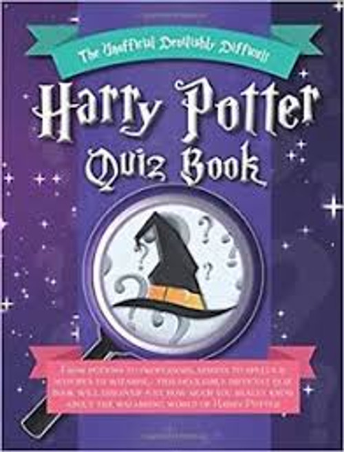 The Unofficial Devilishly Difficult Harry Potter Quiz