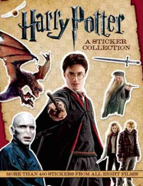 Harry Potter : A Sticker Collection