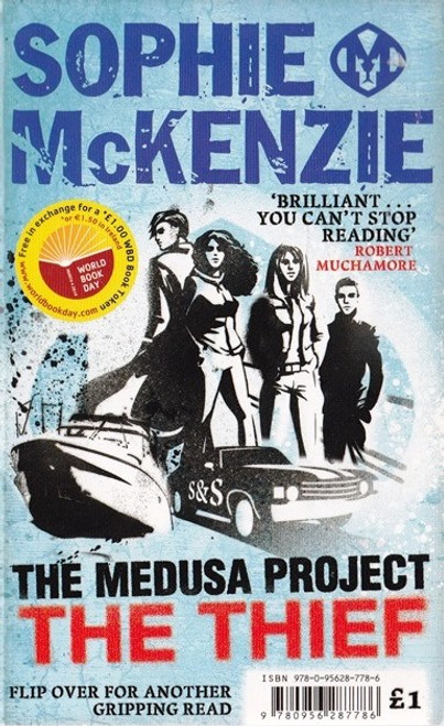 McKenzie, Sophie & Higgins, Chris / The Medusa Project: The Thief / Walking the Hills (2 in 1)
