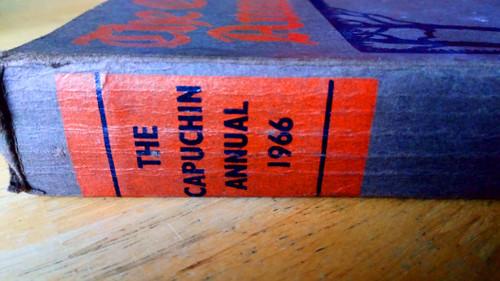 Capuchin Annual 1966 - 1916 Anniversary Edition