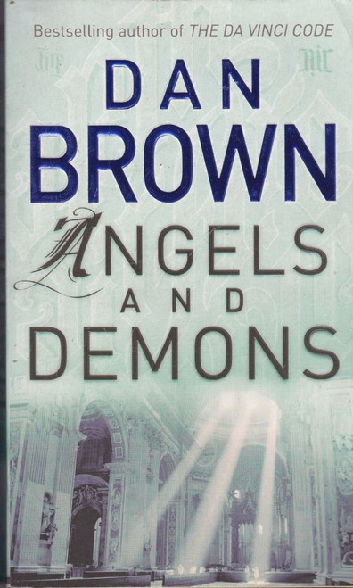 Brown, Dan / Angels and Demons