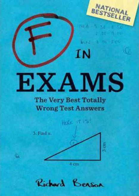 Richard Benson, Kamens / F in Exams : The Very Best Totally Wrong Test Answers