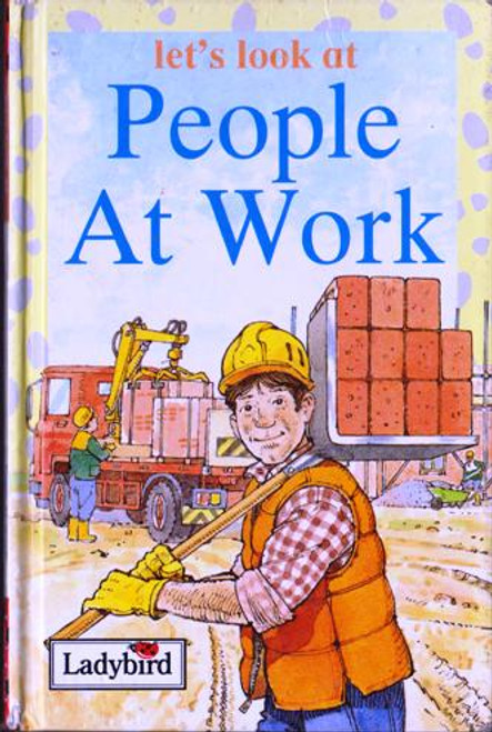 Ladybird / Let's Look at People at Work