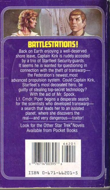 Carey, Diane / Star Trek: Battlestations