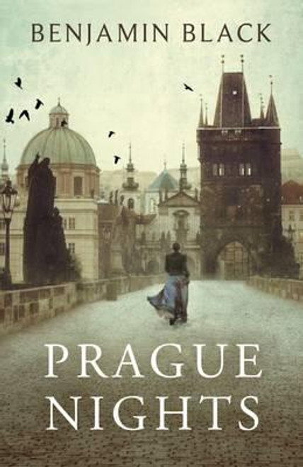 Black, Benjamin / Prague Nights (Large Paperback)