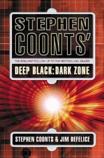 Coonts, Stephen / Stephen Coonts Deep Black : Dark Zone (Large Paperback)