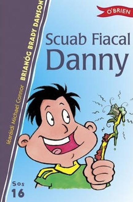 Dawson, Brianóg Brady - Scuab Fiacal Danny - As Gaeilge - BRAND NEW