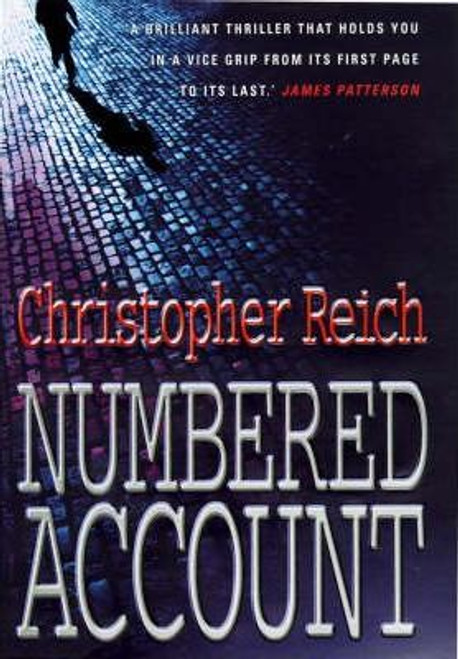 Reich, Christopher / Numbered Account (Large Hardback)