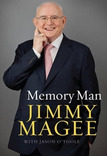 Magee, Jimmy / Memory Man (Large Hardback)