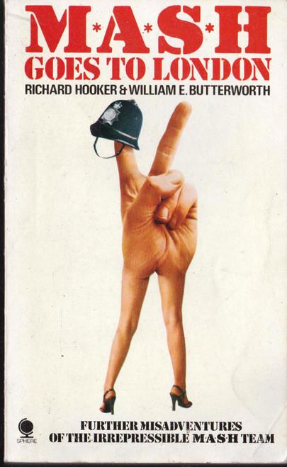 Richard Hooker / MASH Goes to London(Vintage Paperback)