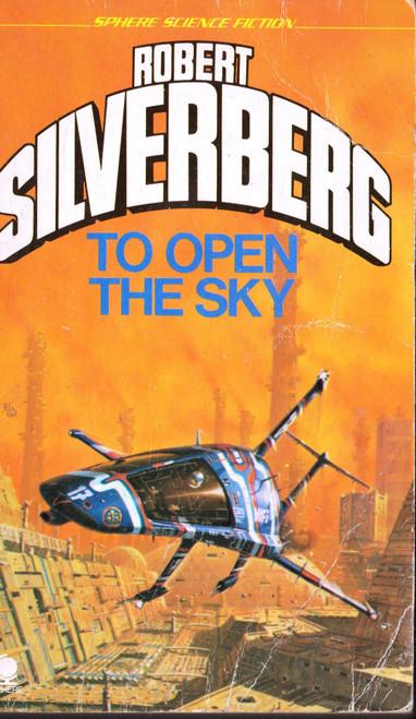 Robert Silververg / To Open The Sky (Vintage Paperback)