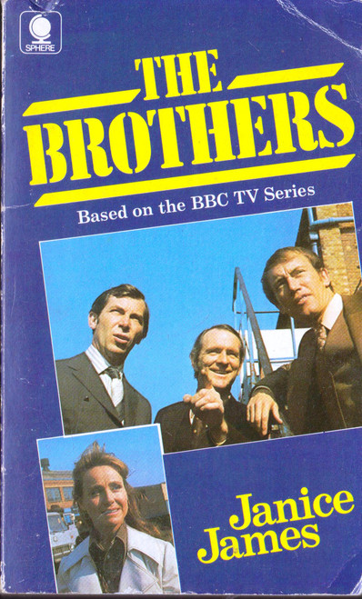 Janice James / The Brothers (Vintage Paperback)