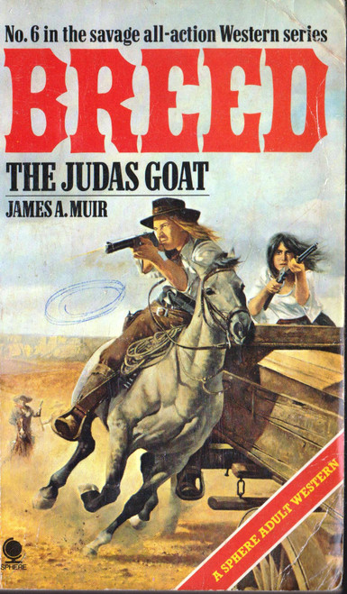 James A. Muir / Breed: The Judas Goat (Vintage Paperback)