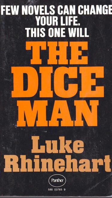 Luke Rhinehart / The Dice Man (Vintage Paperback)