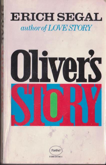 Erich Segal / Oliver's Story (Vintage Paperback)