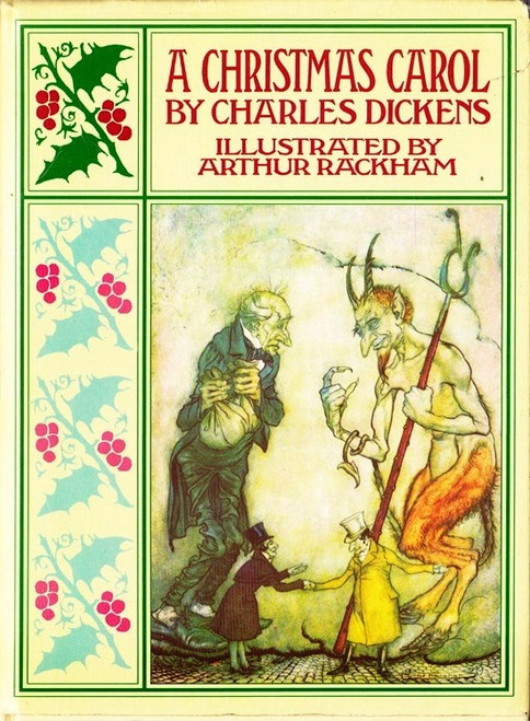 Dickens, Charles / A Christmas Carol (Version for Children)