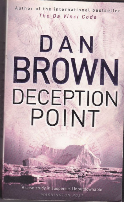 Brown, Dan /  Deception Point