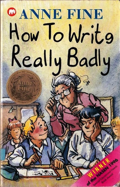 Fine, Anne / How to Write Really Badly