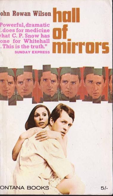 John Rowan Wilson / Hall of Mirrors (Vintage Paperback)