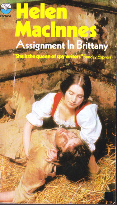 Helen Macinnes / Assignment in Brittany (Vintage Paperback)